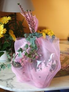 Confezione fiori pe Marilena