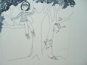 MC sull'albero