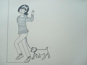MC e il cane