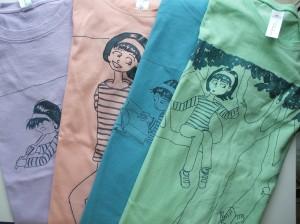 magliette spampate