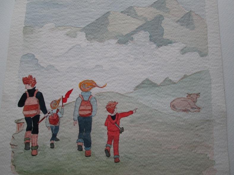 escursione in montagna 4