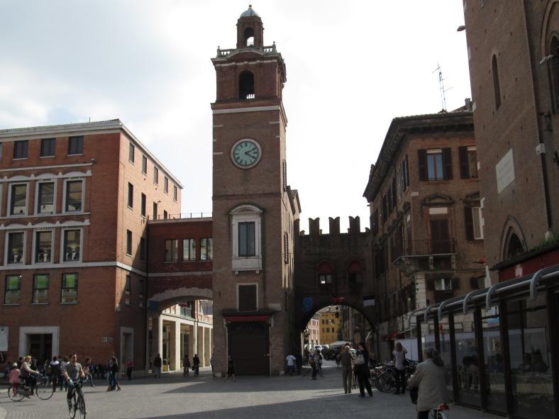 F torre dell'orologio