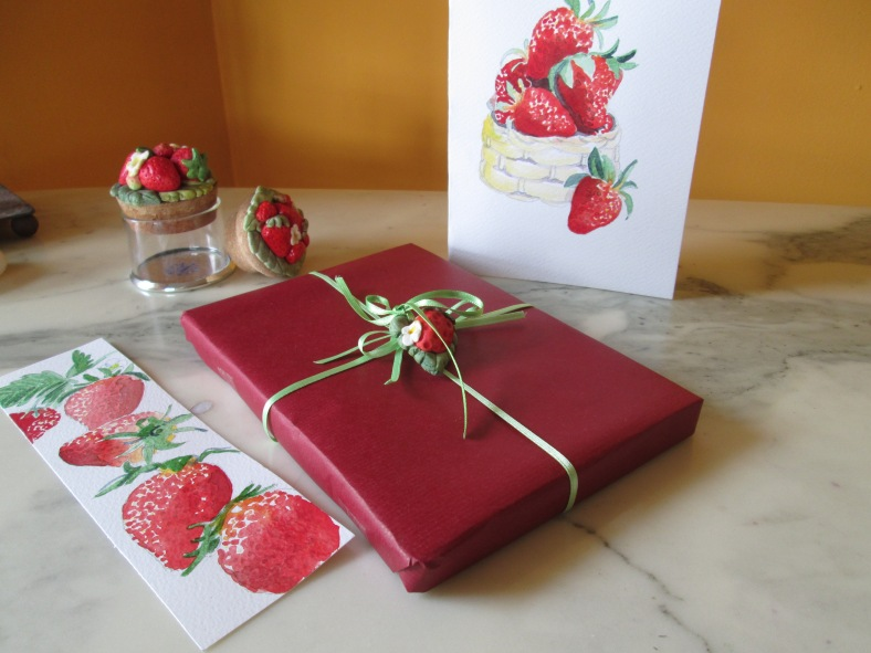 completo fragole