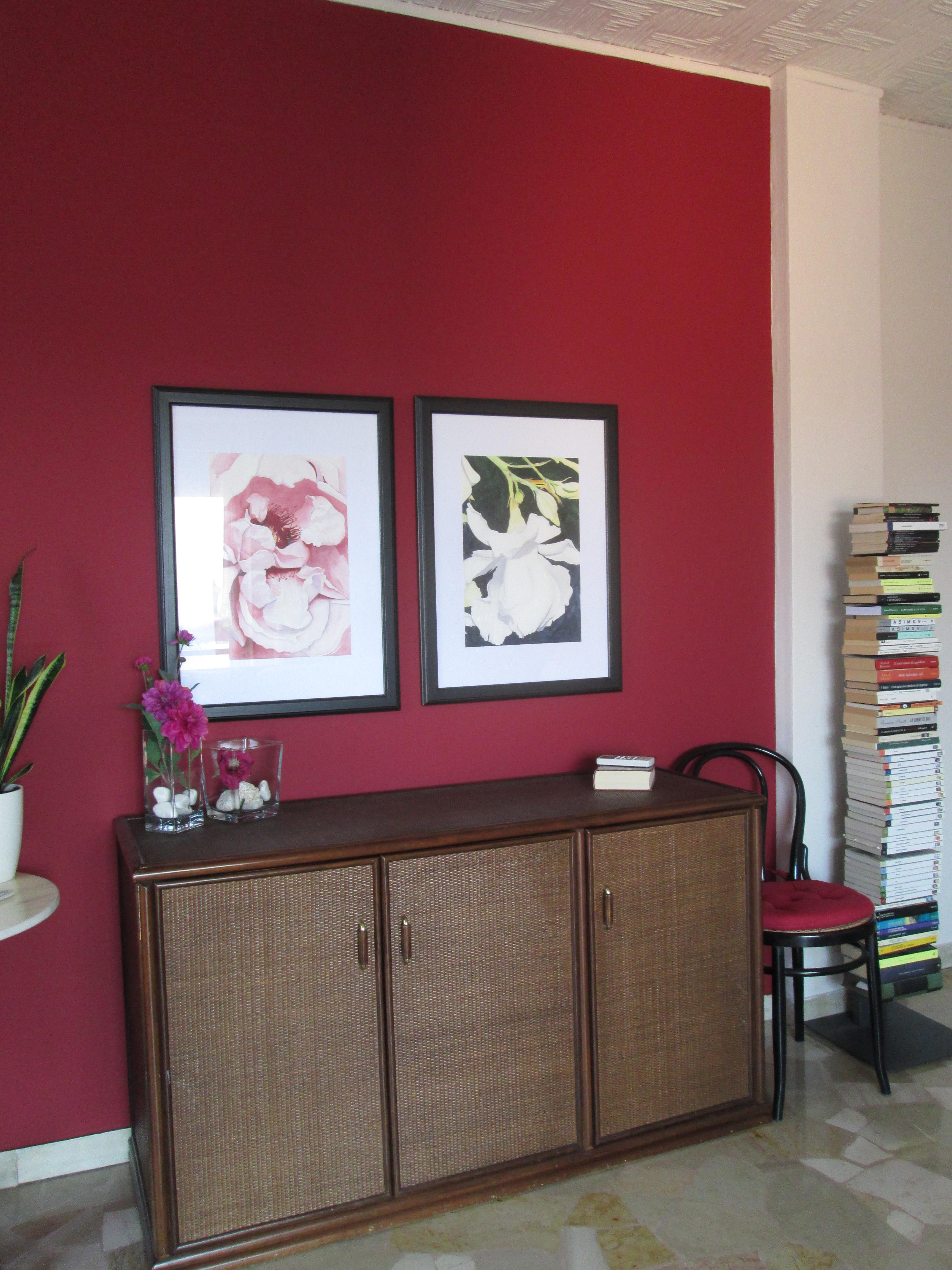 dopo la tendenza a colori più chiari e a pareti caratterizzate mi ha ...