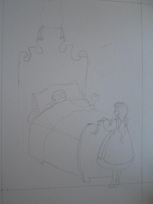 Pinocchio tav 4/1